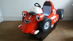 ROARY RACING CAR CHILDREN039S COIN OP RIDE JOINT PROFIT SHARE VENTURE REQUIRED - LONDON, United Kingdom - ROARY RACING CAR CHILDREN039S COIN OP RIDE JOINT PROFIT SHARE VENTURE REQUIRED - LONDON, United Kingdom