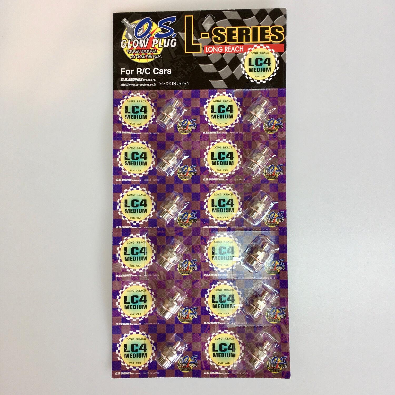 prezzo all'ingrosso Steard CeELETTE LC 4 Medium Medium Medium lungo Reach per RC autoS 12er Set CLUB confezione OS en  ci sono più marche di prodotti di alta qualità