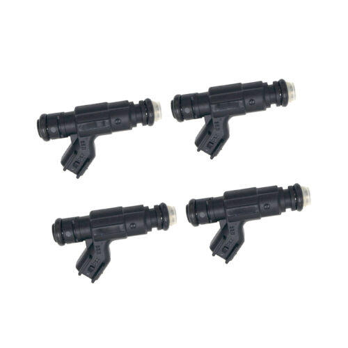 Set of 4 OEM Bosch fuel Injector 1S4Z9F593AA For 2001-2004 Ford Focus 2.0L l4