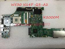 IBM Lenovo W520 Q1 Quadro 1000M 04W2028 04W2030 Motherboard