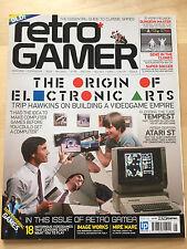 Retrogamer Magazine 105 EA 3DO Origin Story Tempest Atari ST