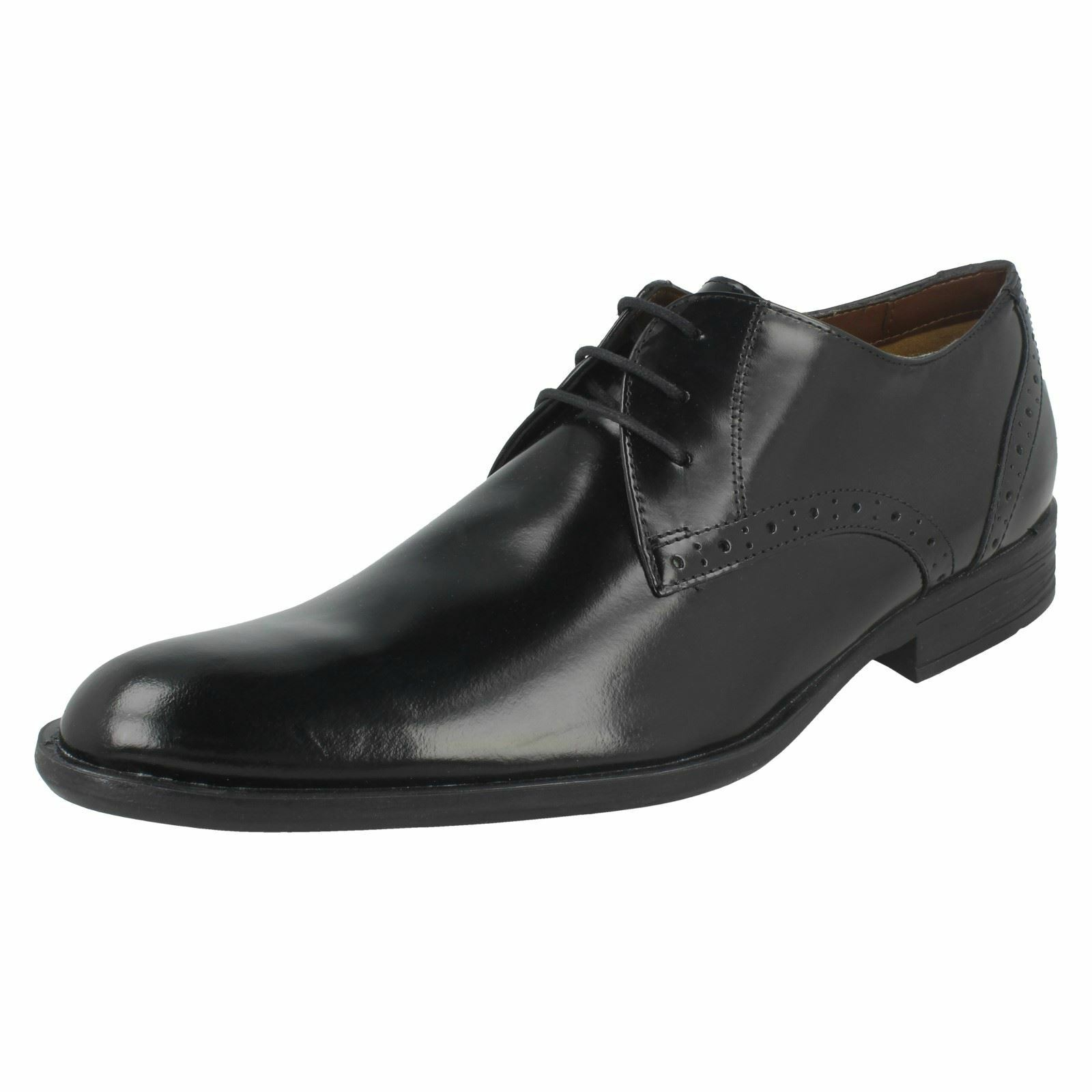 Hush Puppies Puppies Puppies Mens Lace Up Formal schuhe - Kensington 2ef8a2