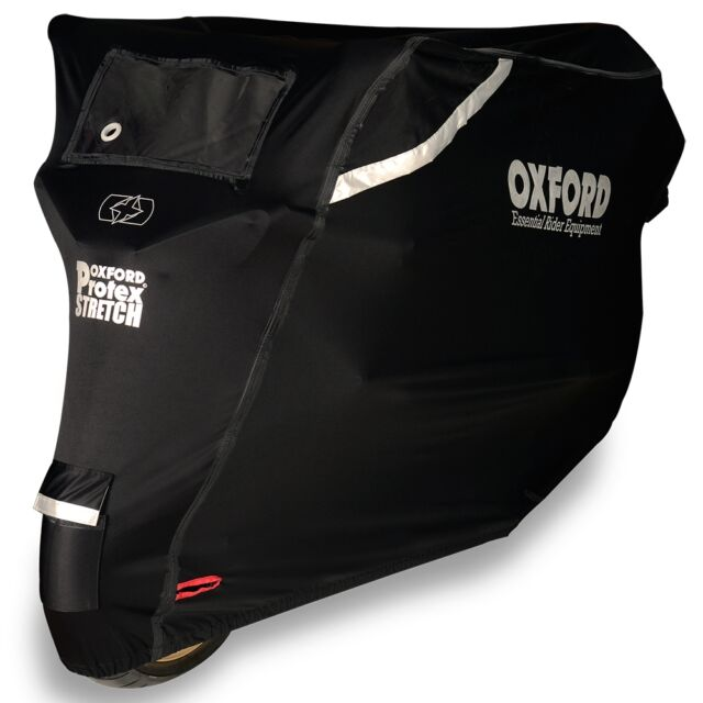 Oxford Protex Stretch Outdoor Motorcycle Motorbike Cover Size S Small CV160