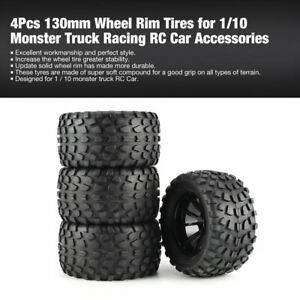 4-Pcs-130mm-Wheel-Rim-Tires-for-1-10-Monster-Truck-Racing-RC-Car-Accessories
