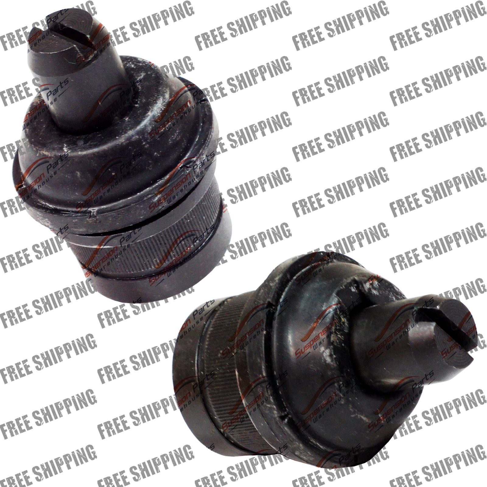 Front Suspension Set Upper Ball Joints For Ford E-150 Club