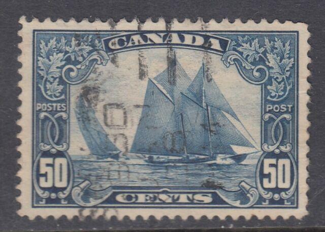 Canada Scott #158 50 cent Bluenose