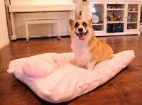 Pet Mat Dog Bed Fleece Pig Cover W28 X L42 Soft Washable Large Do It Yourself