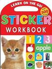 Learn on the Go Sticker Workbook by Katie Cox, Sarah Creese (Paperback, 2010)