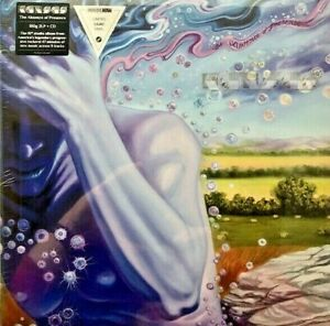 Kansas - The Absence Of Presence  Lilac Purple 2 Vinyl LP + CD 200 Worldwide NEU