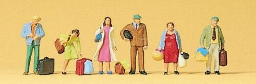 Preiser 75001 TT 1:120 figurines-En Attente Voyageurs-NEUF dans neuf dans sa boîte