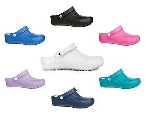 come acquistare Stati Uniti sporchi online vendite calde Oxypas LISCIO ANTISCIVOLO calzature per Medici, Infermieri & agli ...