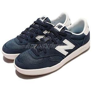 New Balance CRT300CF D Navy White Men Court Classic Shoes Sneakers CRT300CFD
