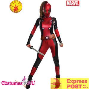 Ladies-Secret-Wishes-Deadpool-Costume-Super-Hero-Movie-Marvel-Womens-Fancy-Dress