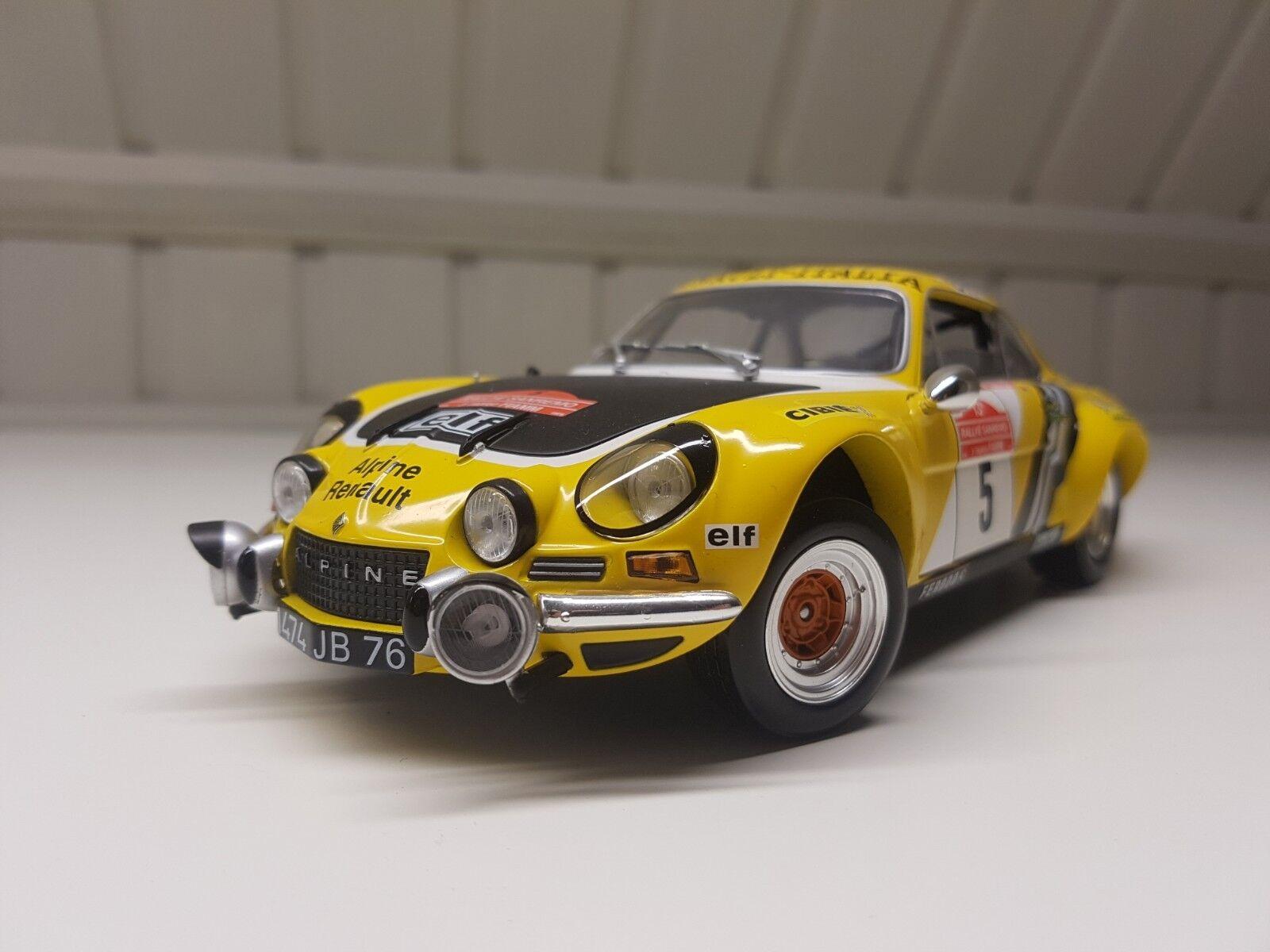 Alpine A110 San Remo 1975