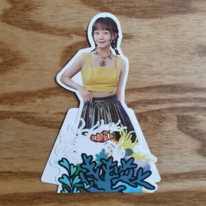Sohee-Official-Mini-Standing-Card-Rocket-Punch-3rd-Mini-Album-Blue-Punch-Kpop