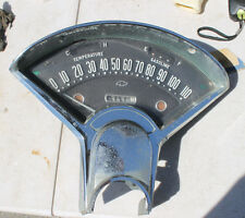 1955 1956 Chevy Bel Air Instrument Cluster