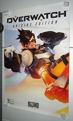 22x34 VIDEO GAME 14881 ART POSTER OVERWATCH