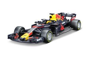 Bburago-1-43-Aston-Martin-Red-Bull-RB14-Formule-F1-Max-Verstappen-Voiture-Modele-33