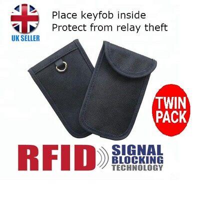 RFID Phone Car Key Signal Blocker Case Signal Blocking Bag Shielding Bag IN9