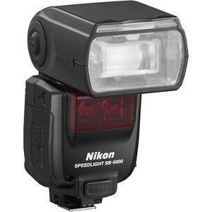 Nikon-SB-5000-AF-Speedlight-Part-4815-BRAND-NEW