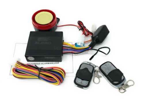 Quad alarma con 2 transmisores para Shineray quad