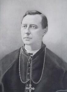 FRANCIS-JANSSENS-Holland-Born-New-Orleans-Archbishop-1889-Portrait-Print