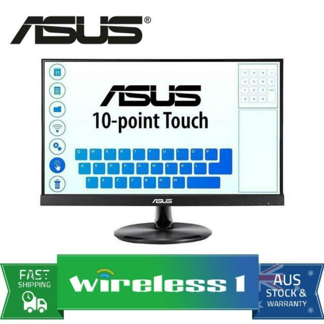 Asus VT229H 21.5in FHD 75Hz IPS 10-point Touch Monitor
