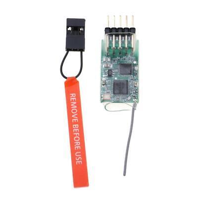 4x CM421 4 Channels DSM2 Receiver for Spektrum DX6I DX9 Remote Control