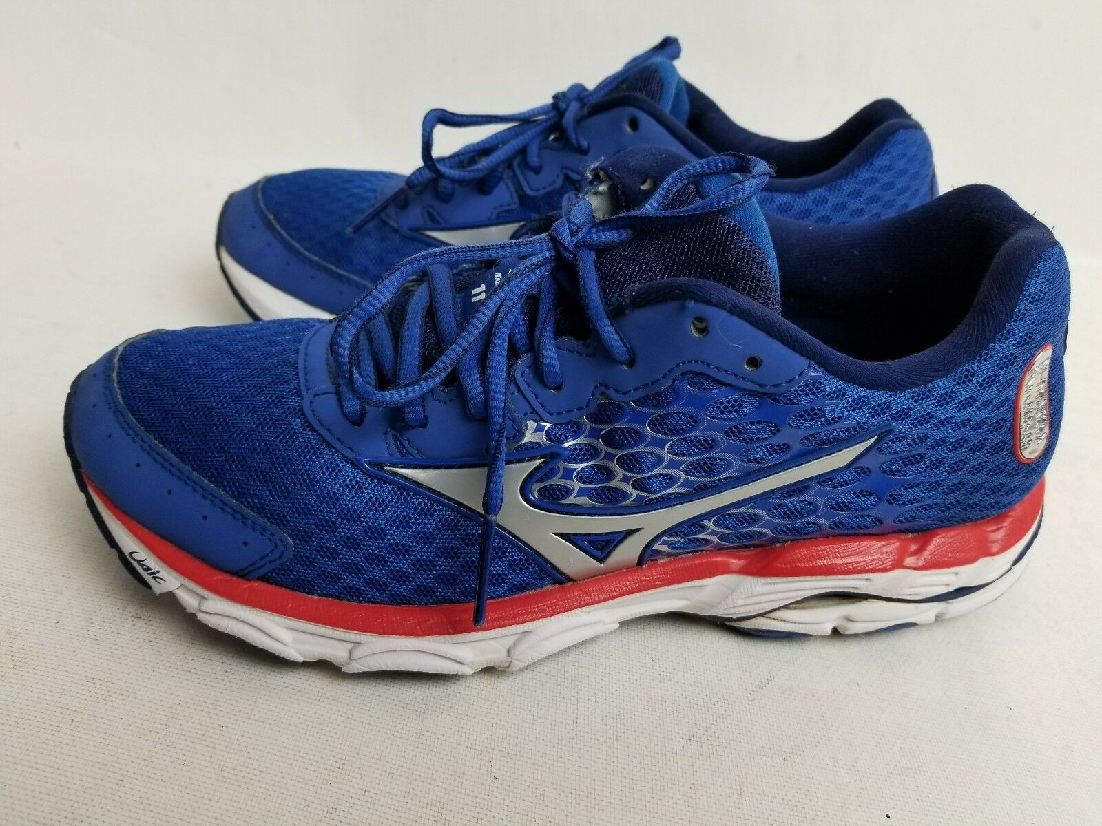 Mizuno Wave Inspire11 Men's Walking Running shoes, bluee Size 7 US