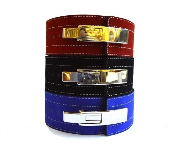 Quest Varsity Lever Lever Lever Belt Weightlifting Powerlifting Strongman - REd medium 252fc3