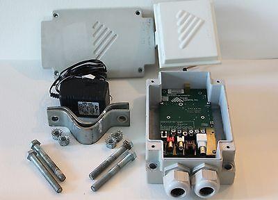 Used Trango Falcon PLUS™ VRX5900 Wireless 5.8 GHz A//V Receiver w// All Parts