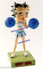 Figurine BETTY BOOP résine POMPOM GIRL majorette pin up figure figurina figuren