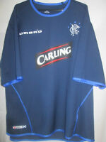 Rangers 2005-2006 Third Football Shirt Size Extra large /21926