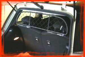 Dog Guard Pet Barrier Net And Screen Mini One Cooper Alfa Mito