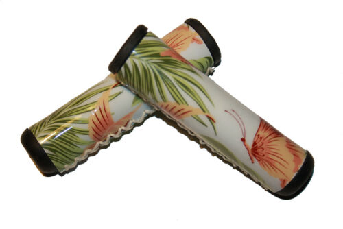 Electra Bicycle Grips Huli Huli Butterfly Bicycle Grips Handles Grips