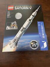 LEGO ® Microfigur Figur Statuette Astronaut Nasa aus 21309 Apollo Saturn V NEU