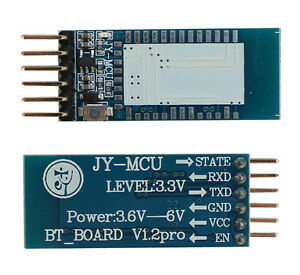 2Pcs-HC-05-06-Transceiver-Bluetooth-Module-Backboard-Interface-Base-Board-Serial