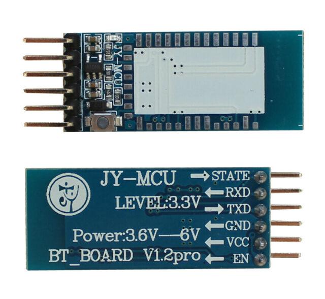 HC-05 06 Transceiver Bluetooth Module Backboard Interface  Hot Sale  Cheap
