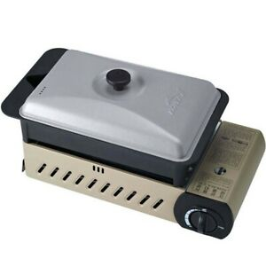 KOVEA KGG-0904 Guibada 3 WAY All-in-one GAS Stove for Camping Size M KGG-0904