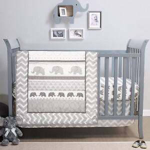Elephant Walk 4 Piece Chevron Uni