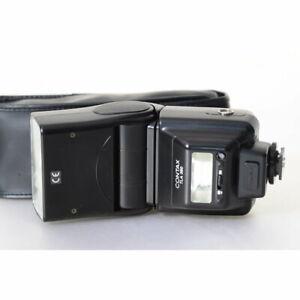 Contax-Blitz-TLA-360-Flash-Blitzgerat-Aufsteckblitz
