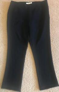 James caviglia neri in New Elizabeth sottili orlo 4 alla Pantaloni Chino And a frange 7pxqrwX74