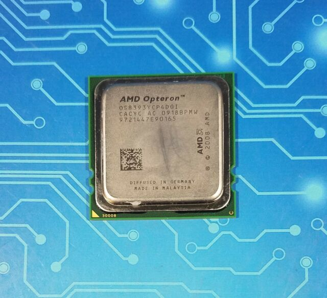 AMD Opteron 8393 SE 3.1GHz OS8393YCP4DGI Quad-Core CPU Processor