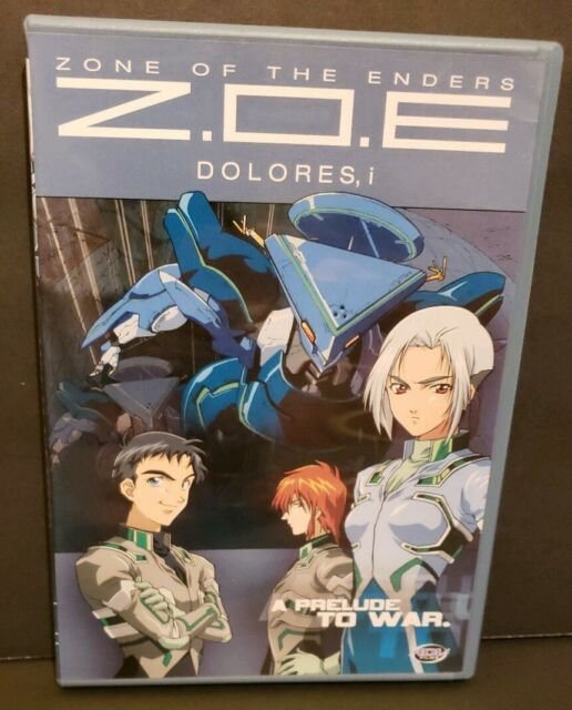 Zone Of The Enders  Dolores