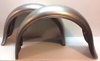 Ford Model A Coupe Roadster Cabriolet Truck Steel Rear Fender Pair 1928-1929