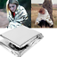 1x-Thermal-Emergency-Blanket-Survival-Safety-Insulating-Mylar-Heat-130-210cm thumbnail 2