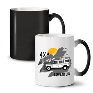 Adventure Time NEW Colour Changing Tea Coffee Mug 11 oz | Wellcoda