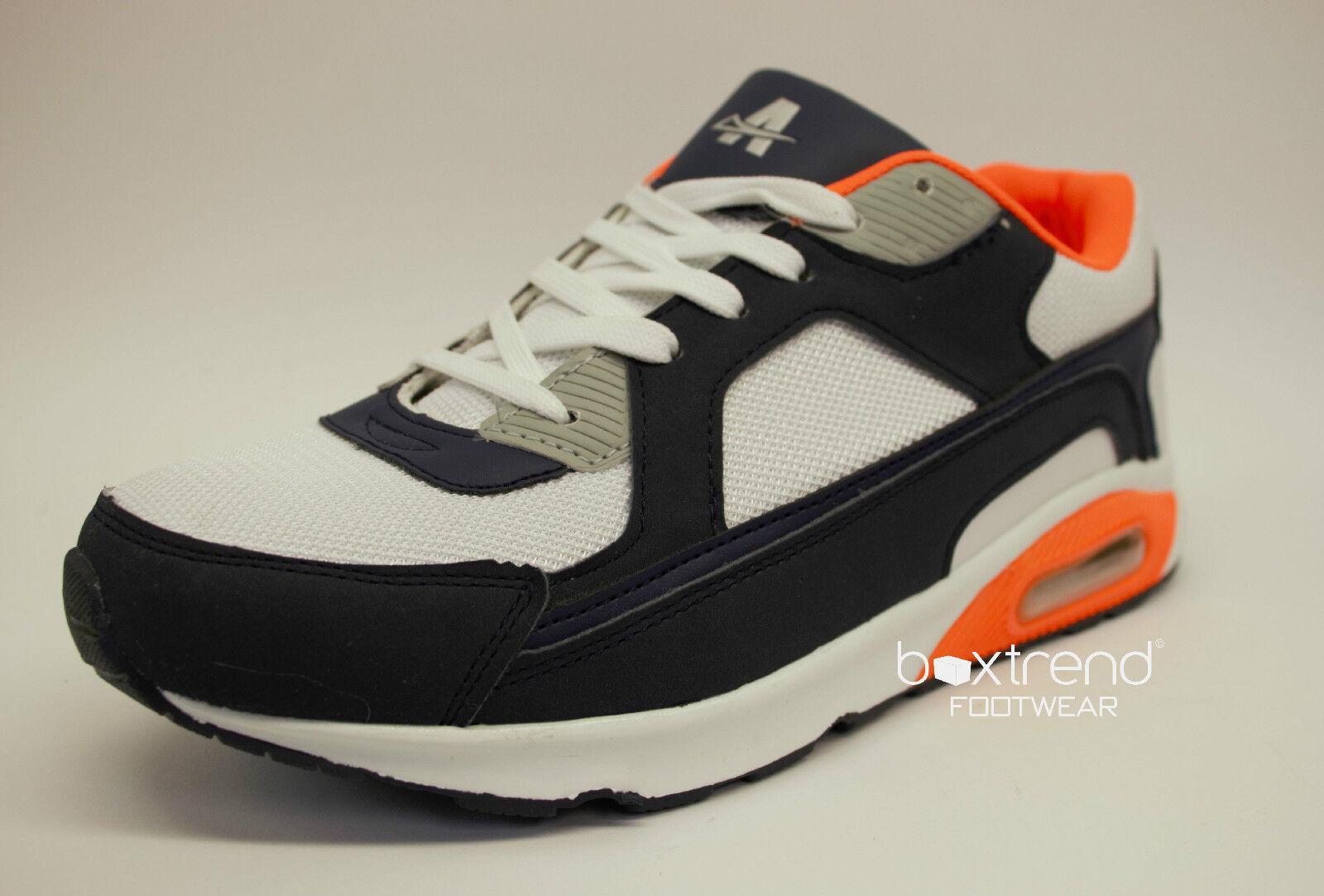 Nouveau running Homme Baskets casual running Nouveau gym marche sport chaussures de mode dentelle tailles b045d5