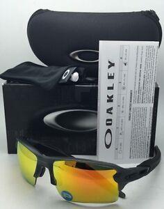 1a31db170 Polarized OAKLEY Sunglasses FLAK 2.0 XL OO9188-10 Grey Smoke Frames+ ...
