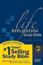 LIFE APPLICATION STUDY BIBLE - NEW PAPERBACK BOOK